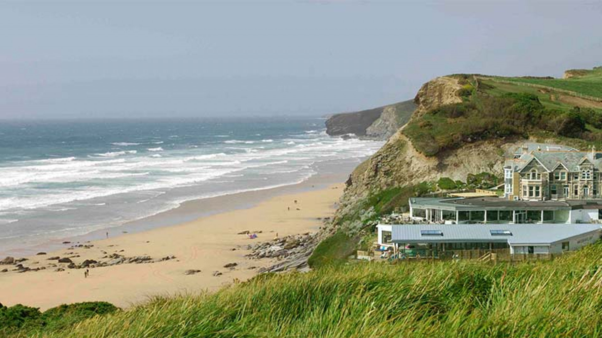Uk Short Breaks Beach Retreats Watergate Bay Cornwall