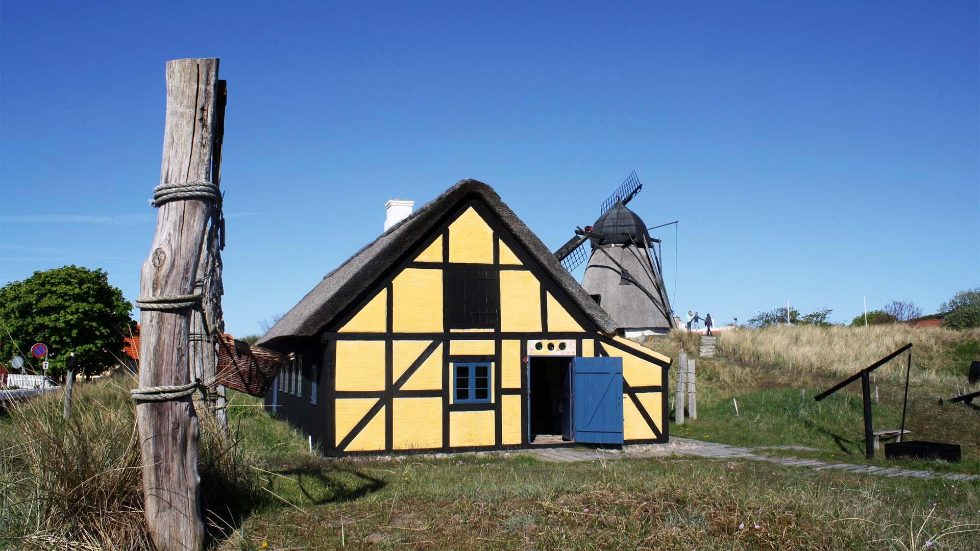 Skagen's costal history museum