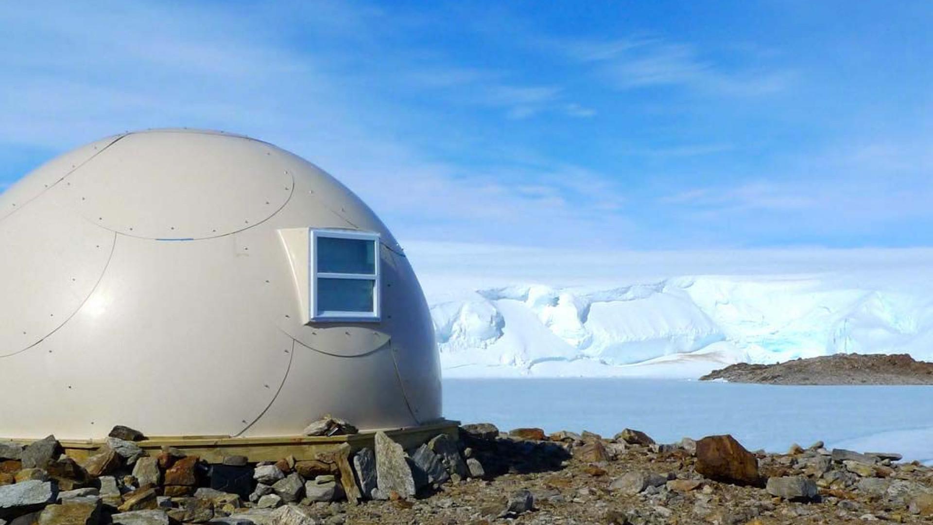 White Desert, Antarctica