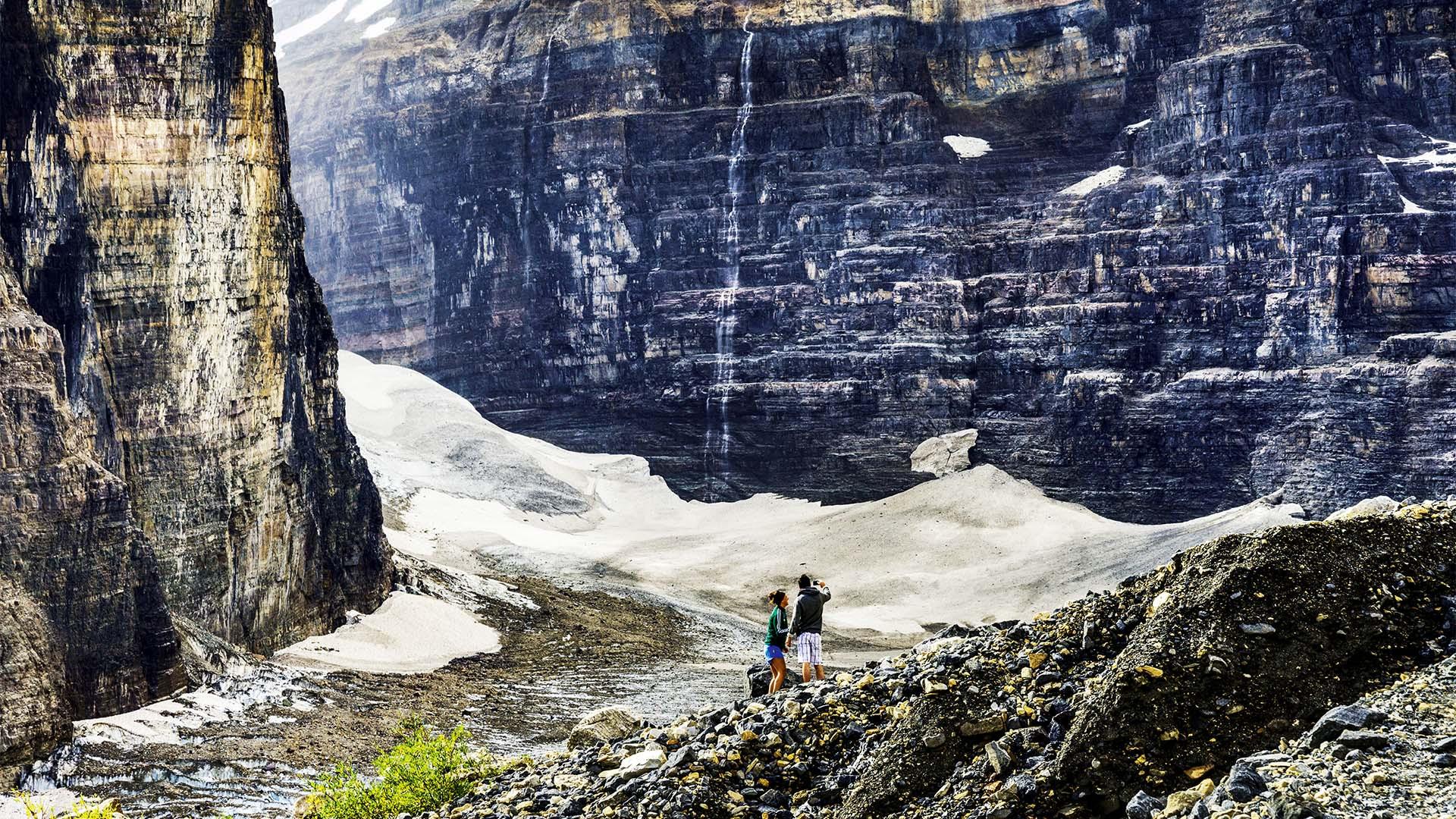 Witold Skrypczak, Victoria Glacier, Banff National Park, Alberta, Canada