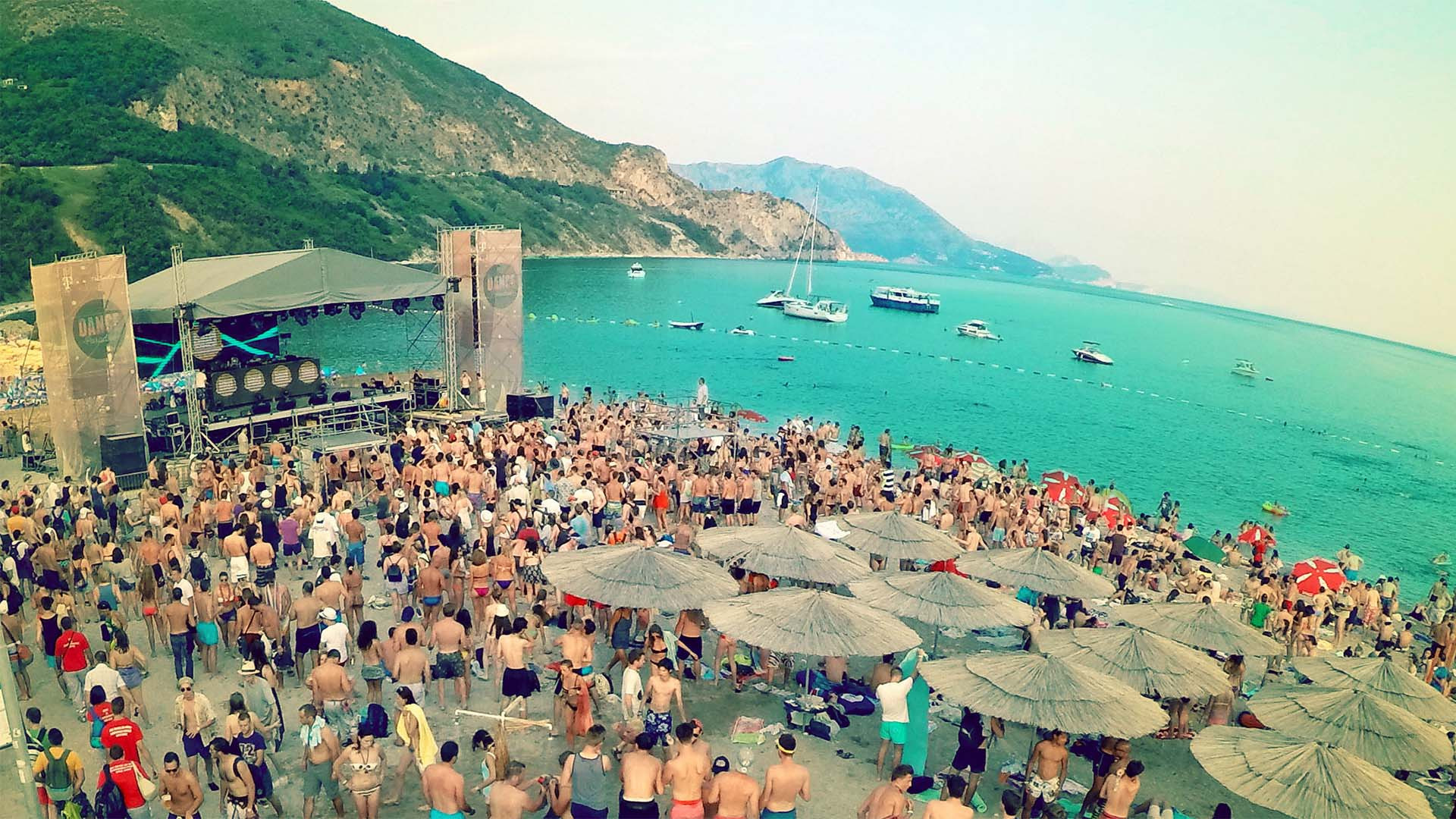 Seadance, Festivals, Montenegro, Europe