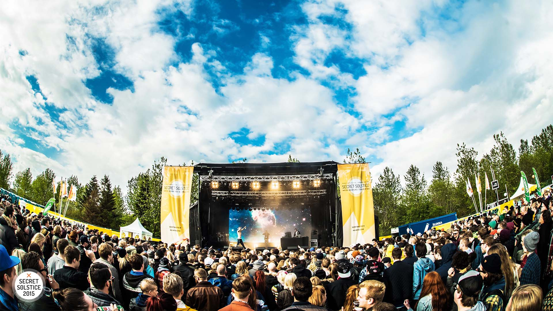Secret Solstice, Reykjavik, Iceland, Europe
