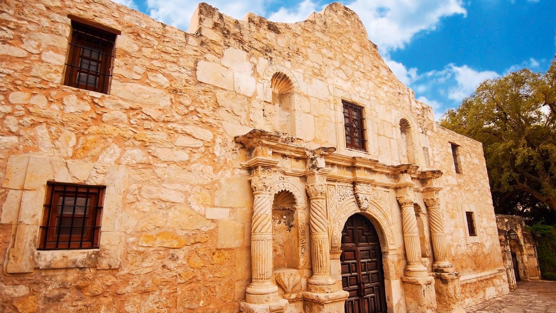 The Alamo, San Antonion, Texas