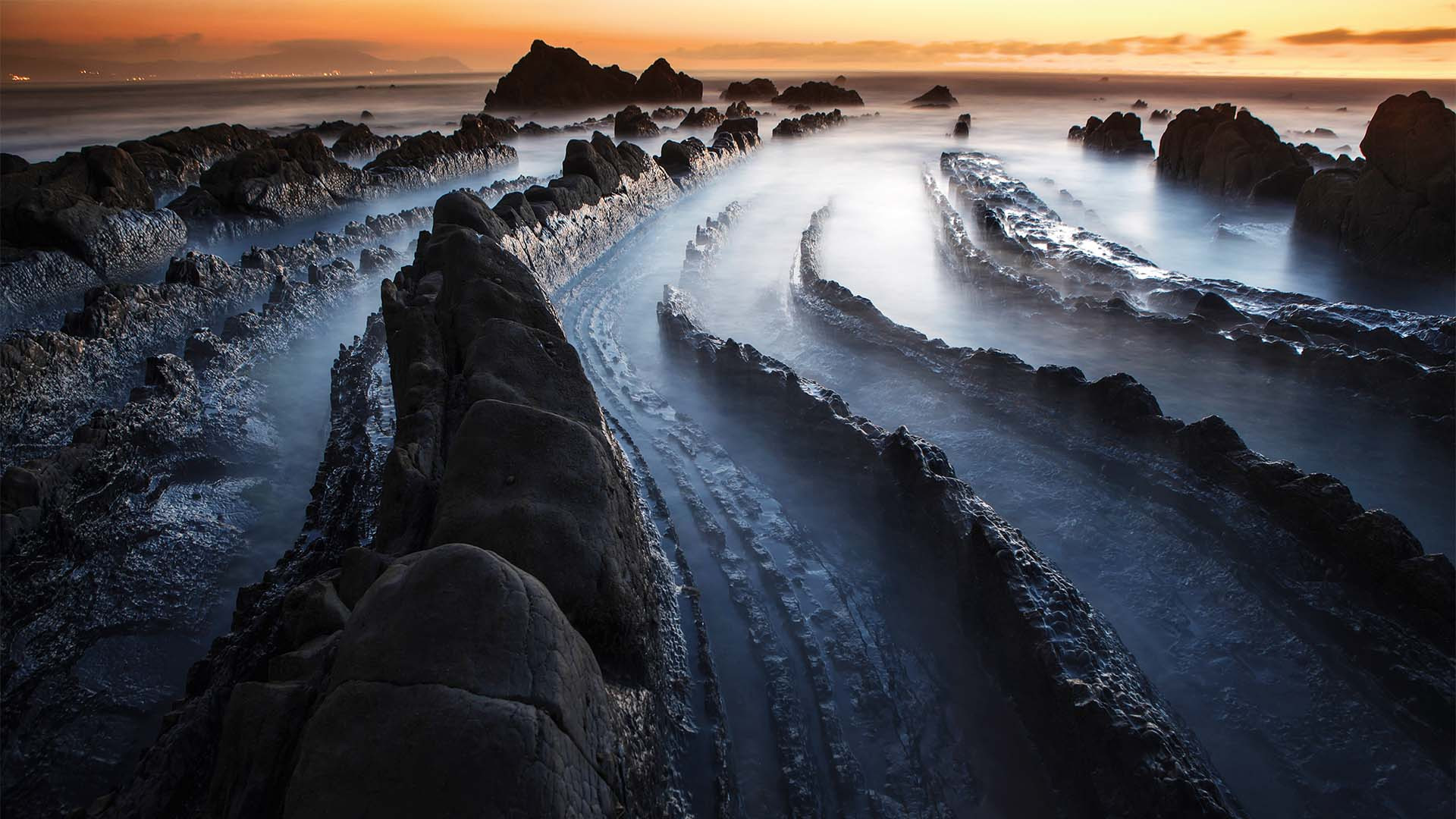 Barrika Beach, Basque Country