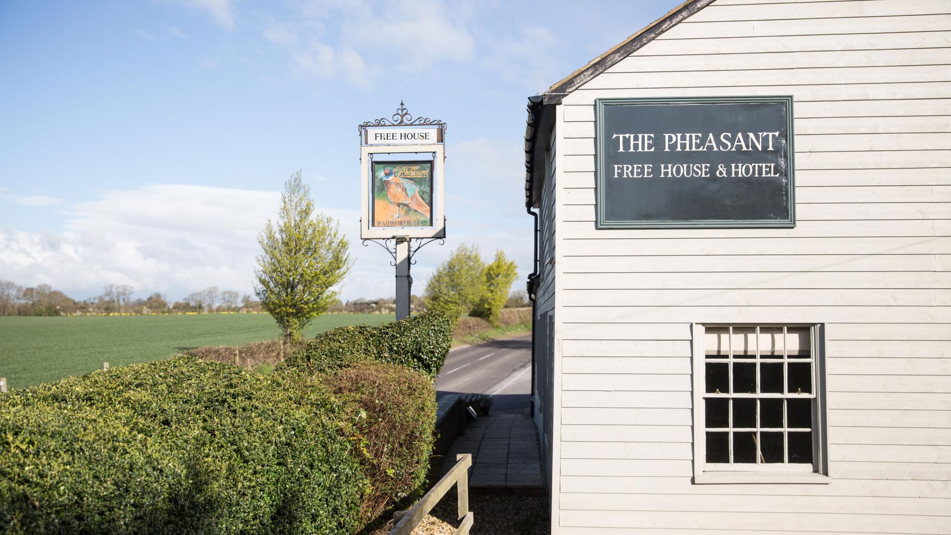 The Pheasant Inn, Berkshire rural retreat