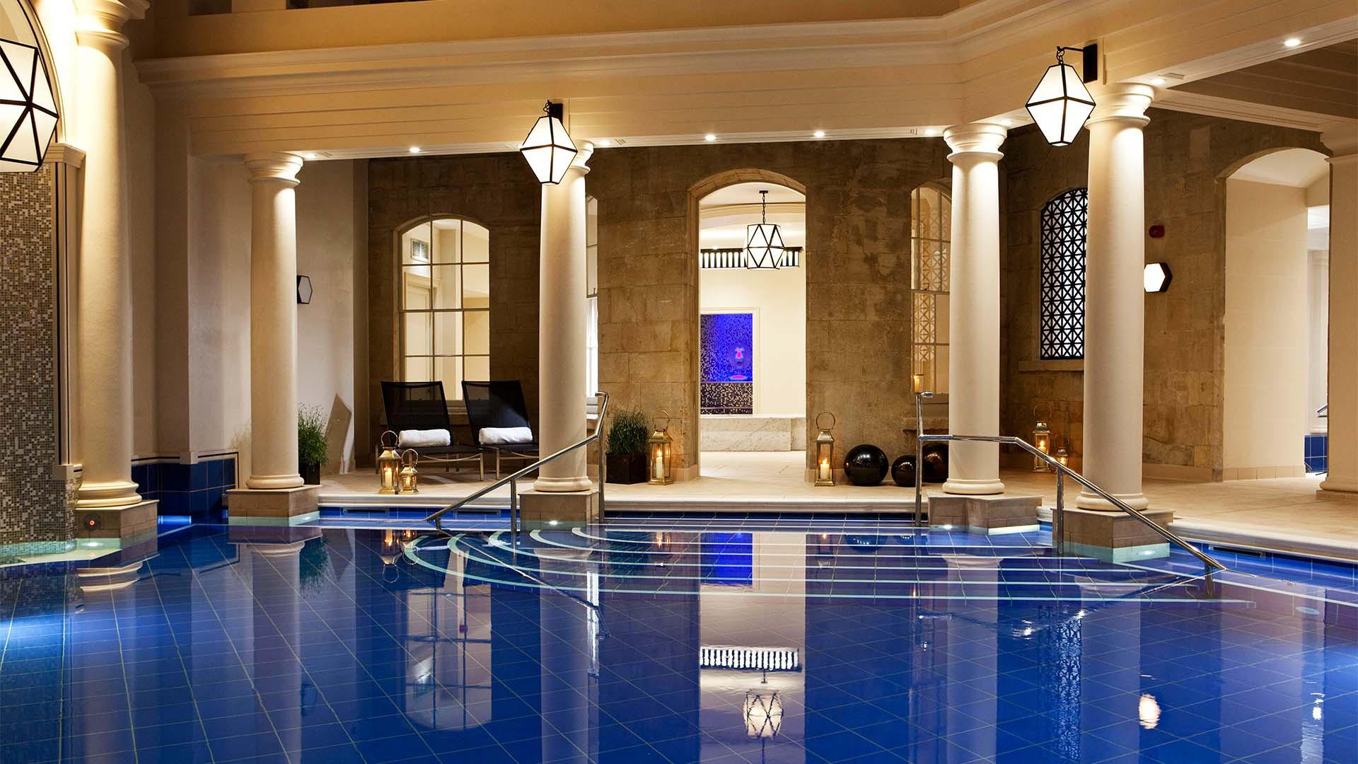 The Bath House at the Gainsborough