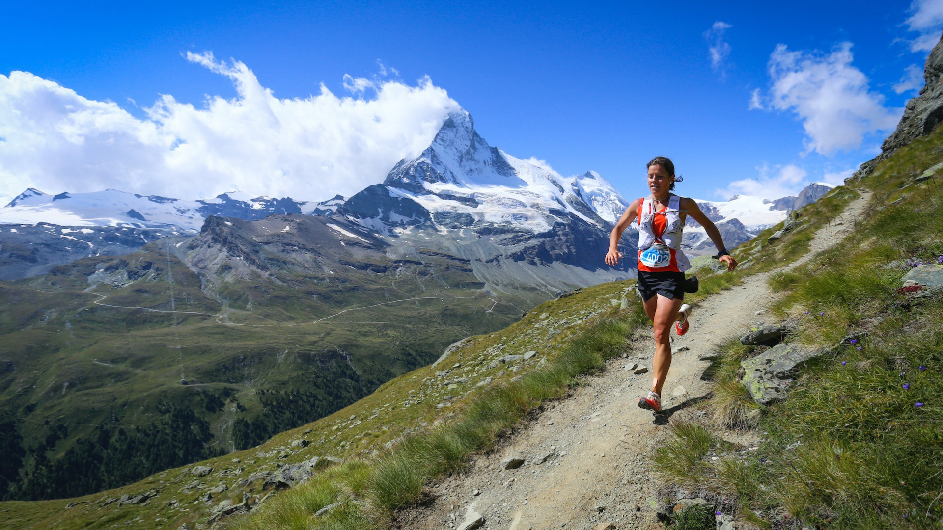 Taking on the Matterhorn Ultraks race