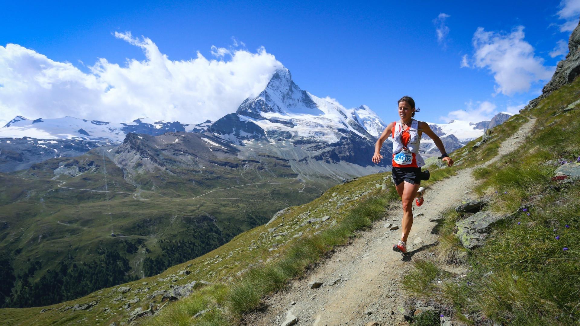 Taking on the Matterhorn Ultraks race