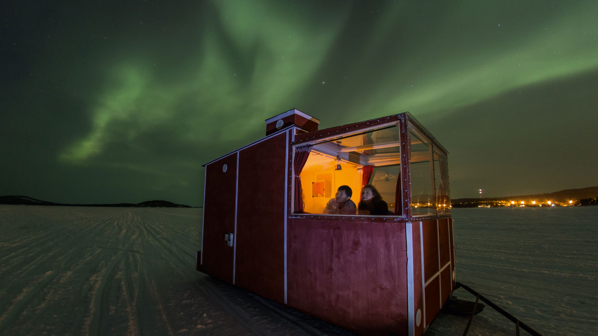 Secluded aurora stays by Best Served Scandinavia