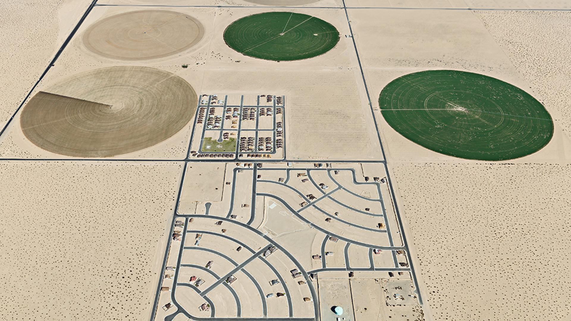 Farming and irrigation tools in Yuma, Arizona