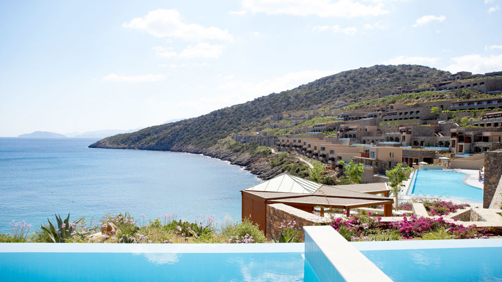 Individual Pool at Daios Cove