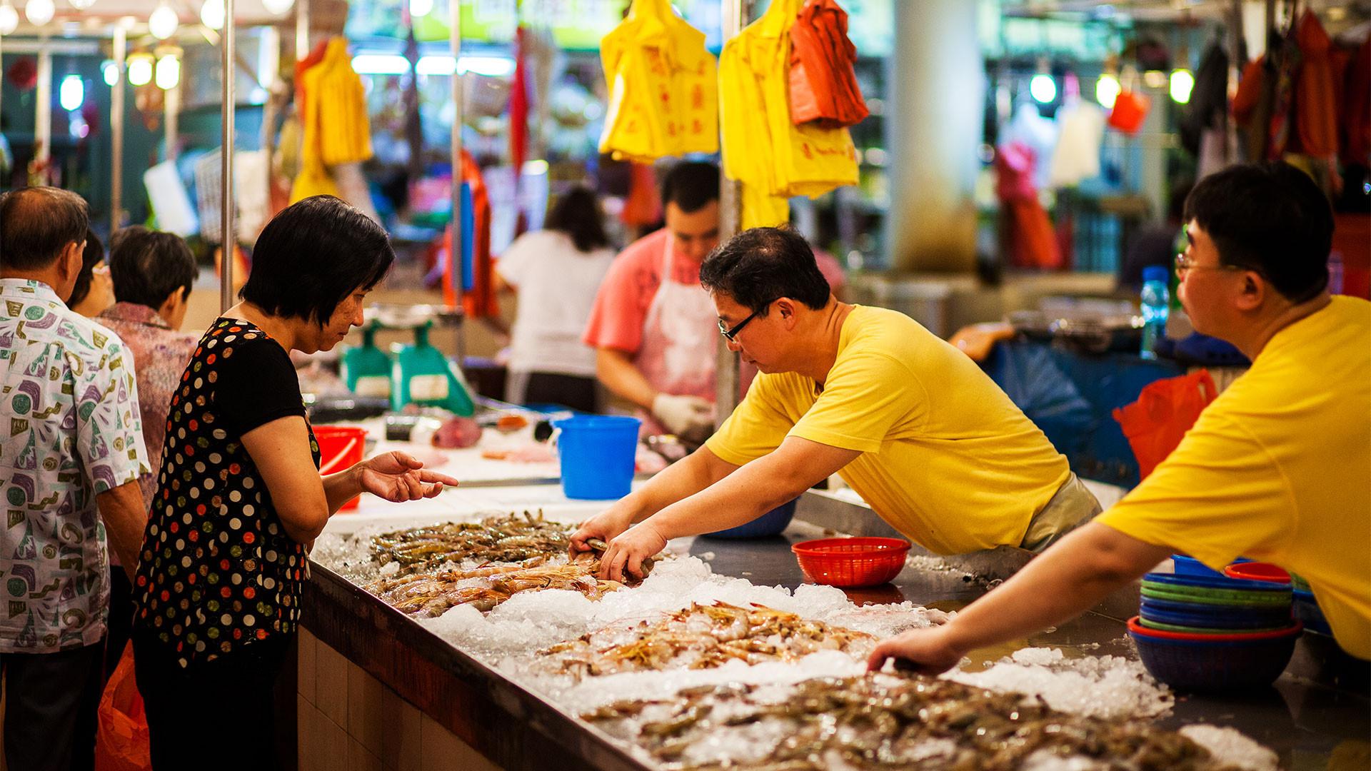 Tiong Mahru Market, Singapore