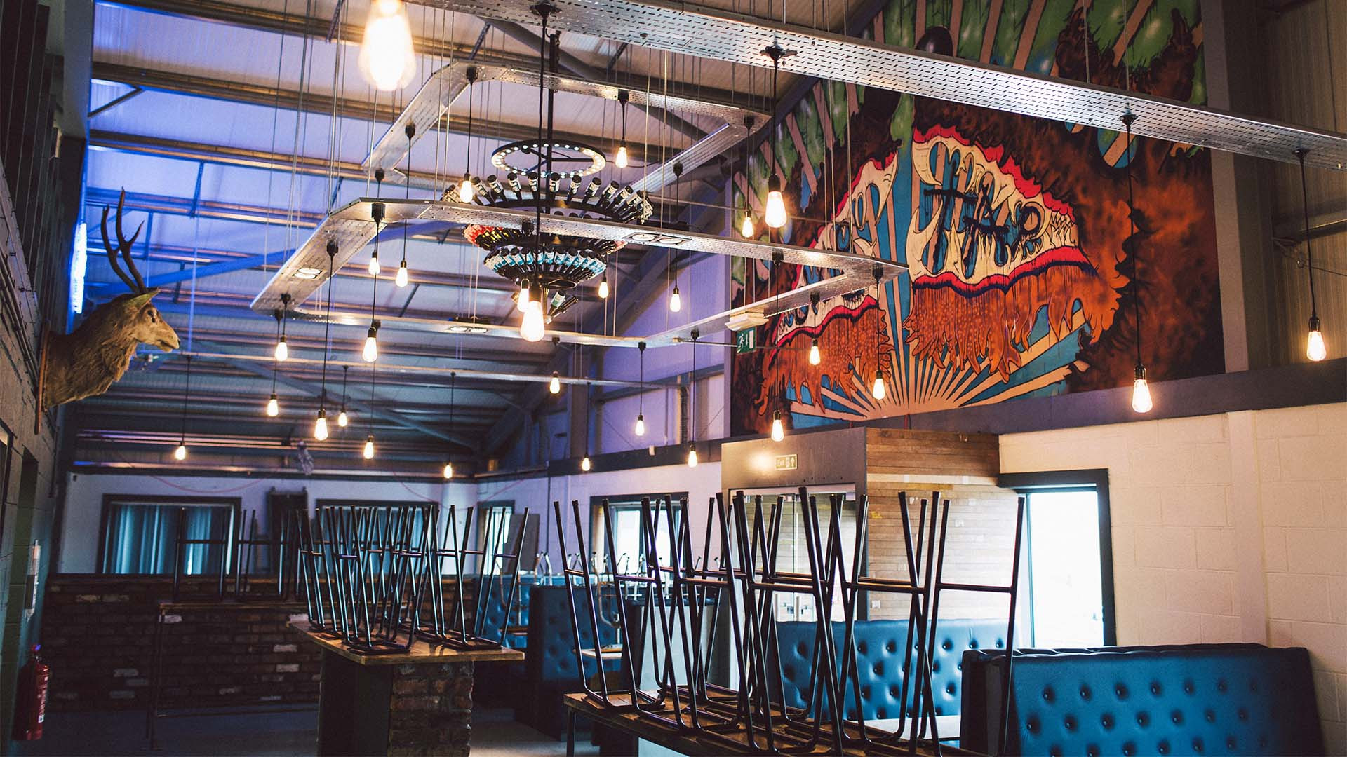 BrewDog Brew Bar, Aberdeenshire, Scotland