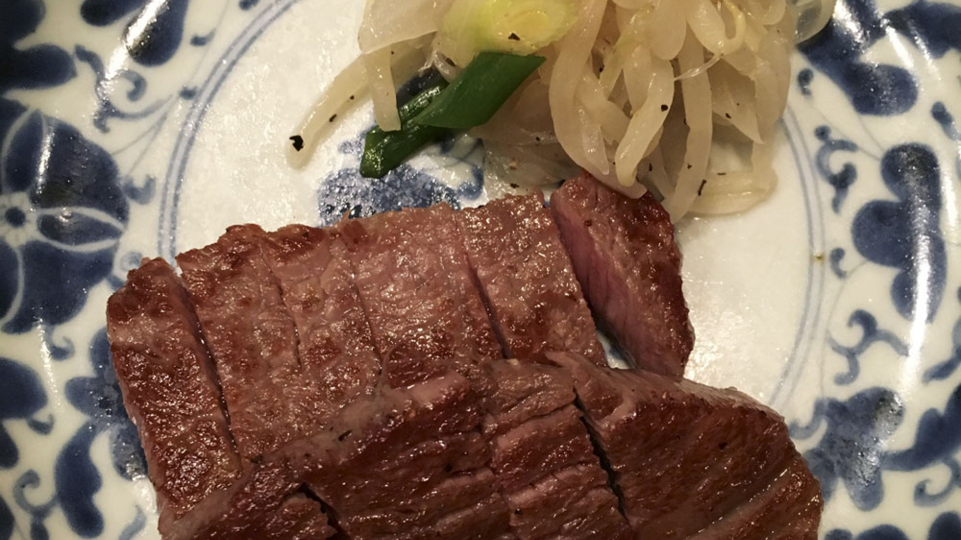 Kobe beef from Inn Gobosho, Kobe