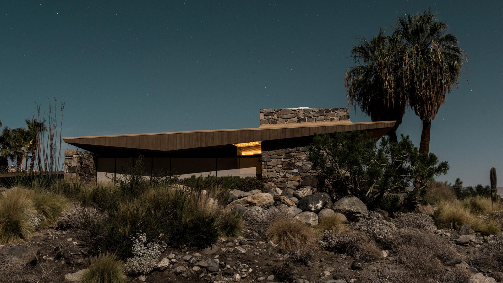 Edris House, West Cielo Drive, Palm Springs