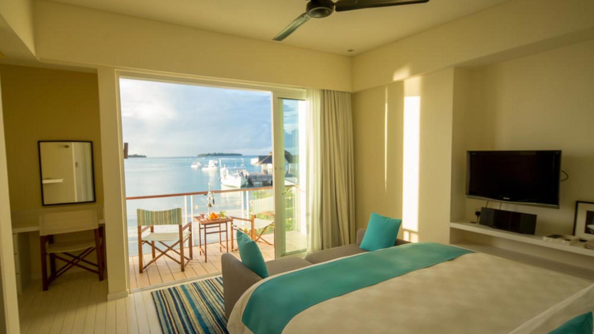 Villa room at Holiday Inn Kandooma Maldives