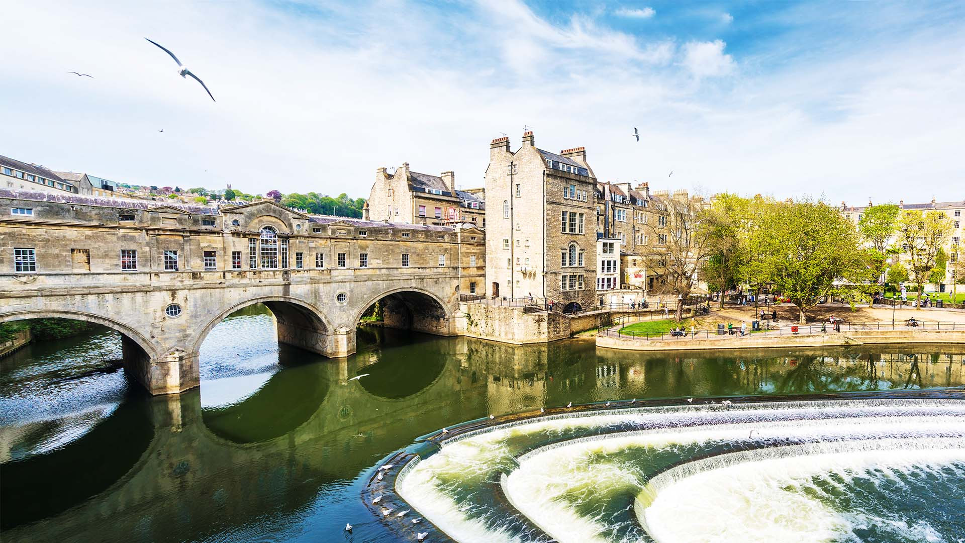 City guide bath uk escapism magazine for Bath pictures