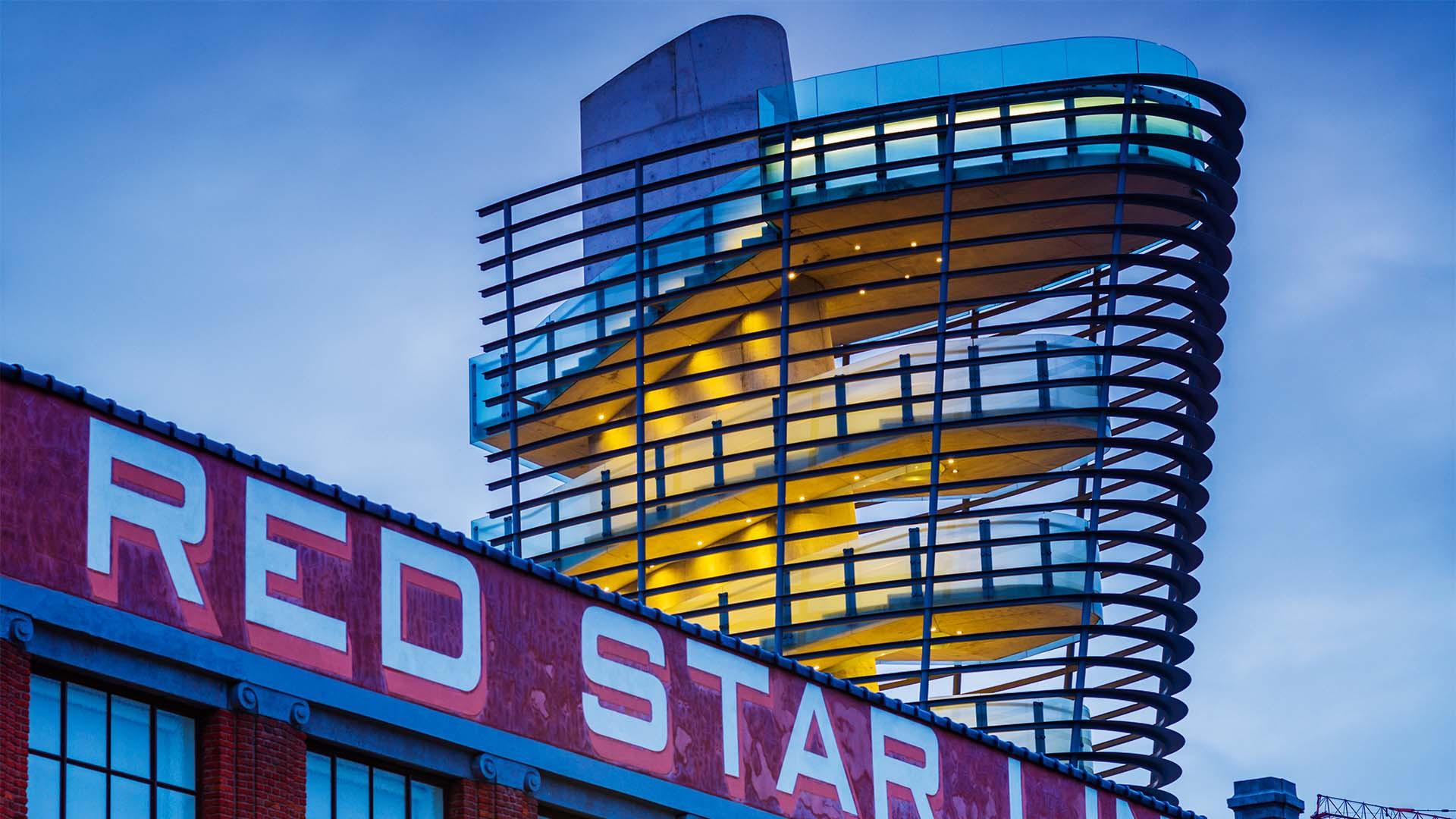 Red Star Line Museum, Belgium