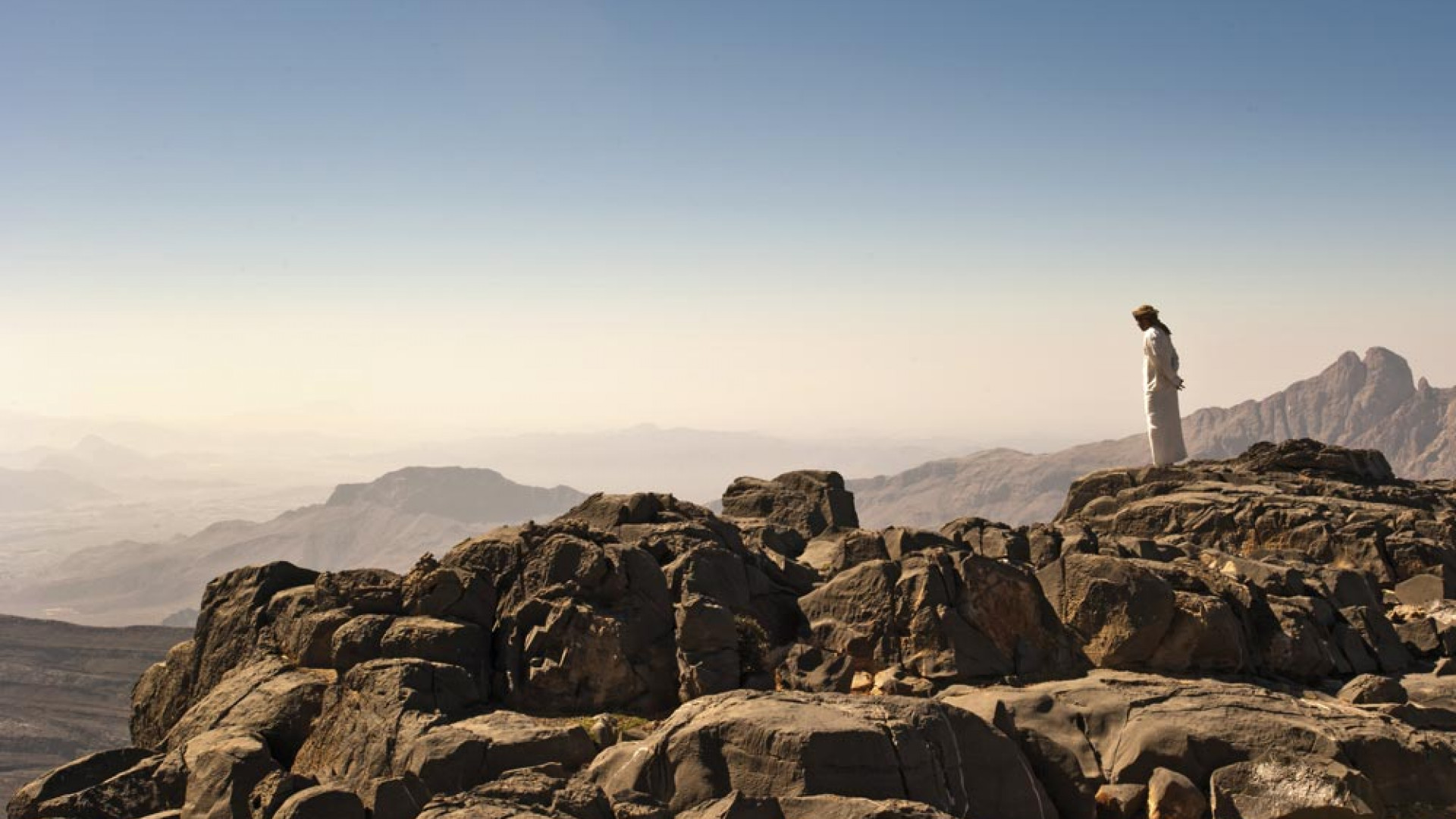 Jebel Sham, Oman