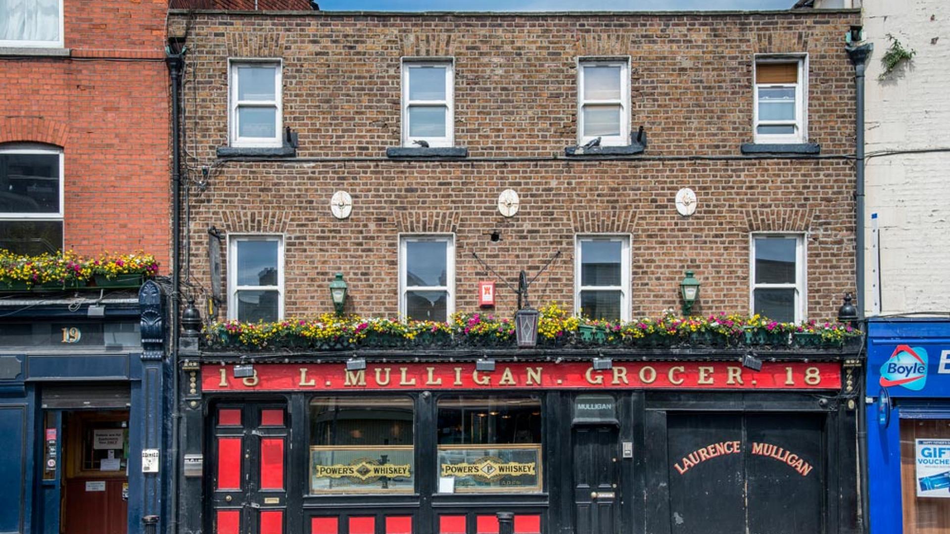 L Mulligan Grocer, Dublin