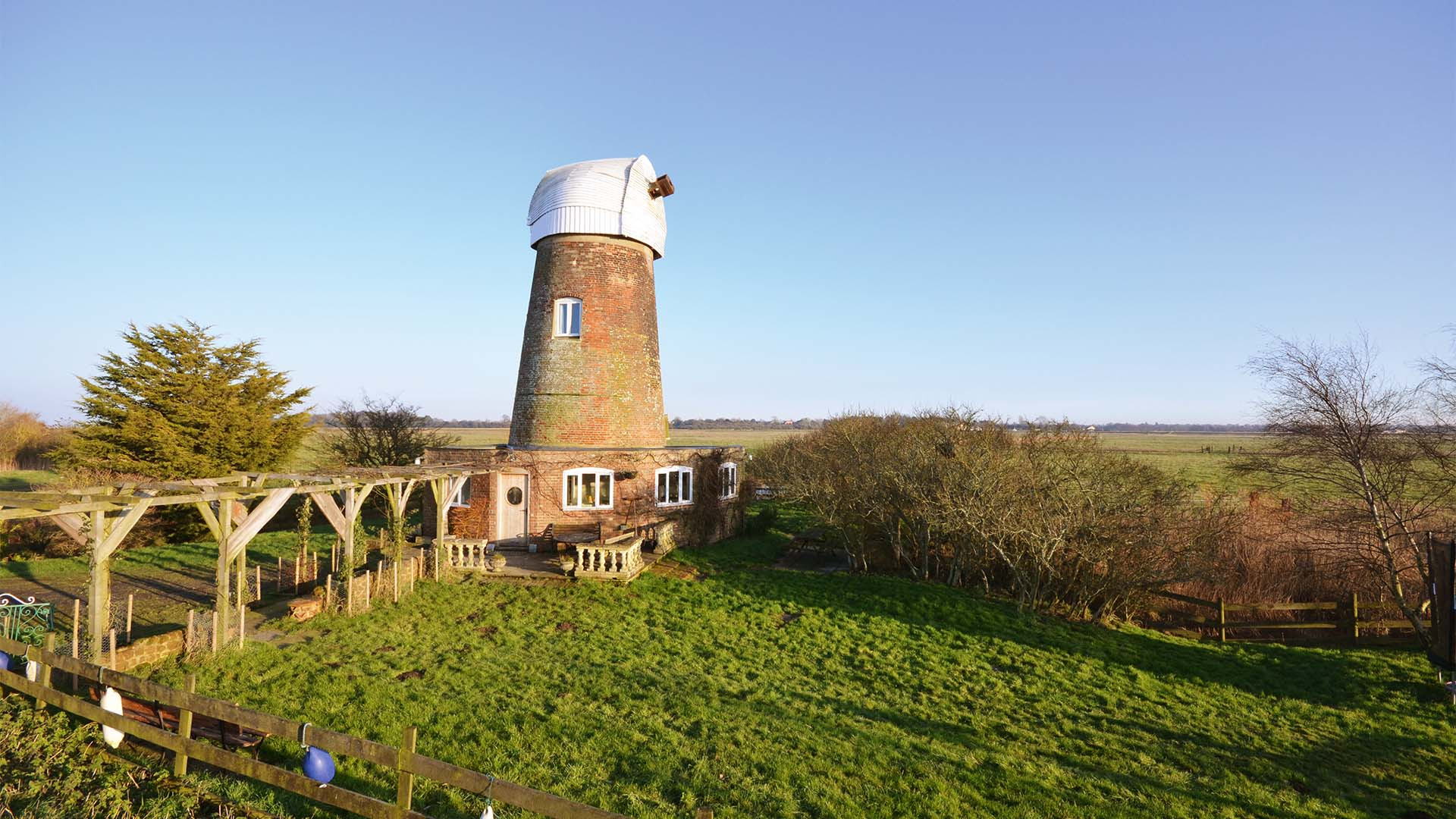 Red Mill, Haddiscoe Island, Norfolk