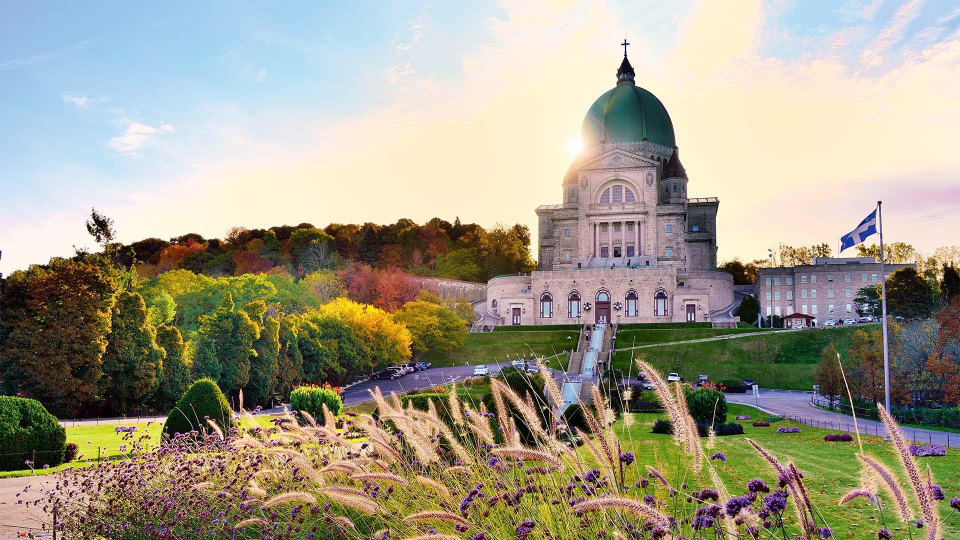 Oratory Montreal, Canada