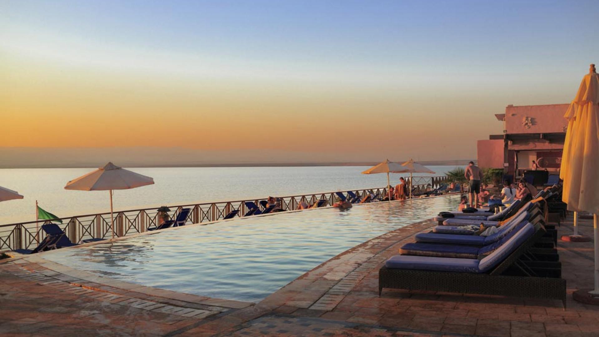 Dead Sea pools Amman Jordan