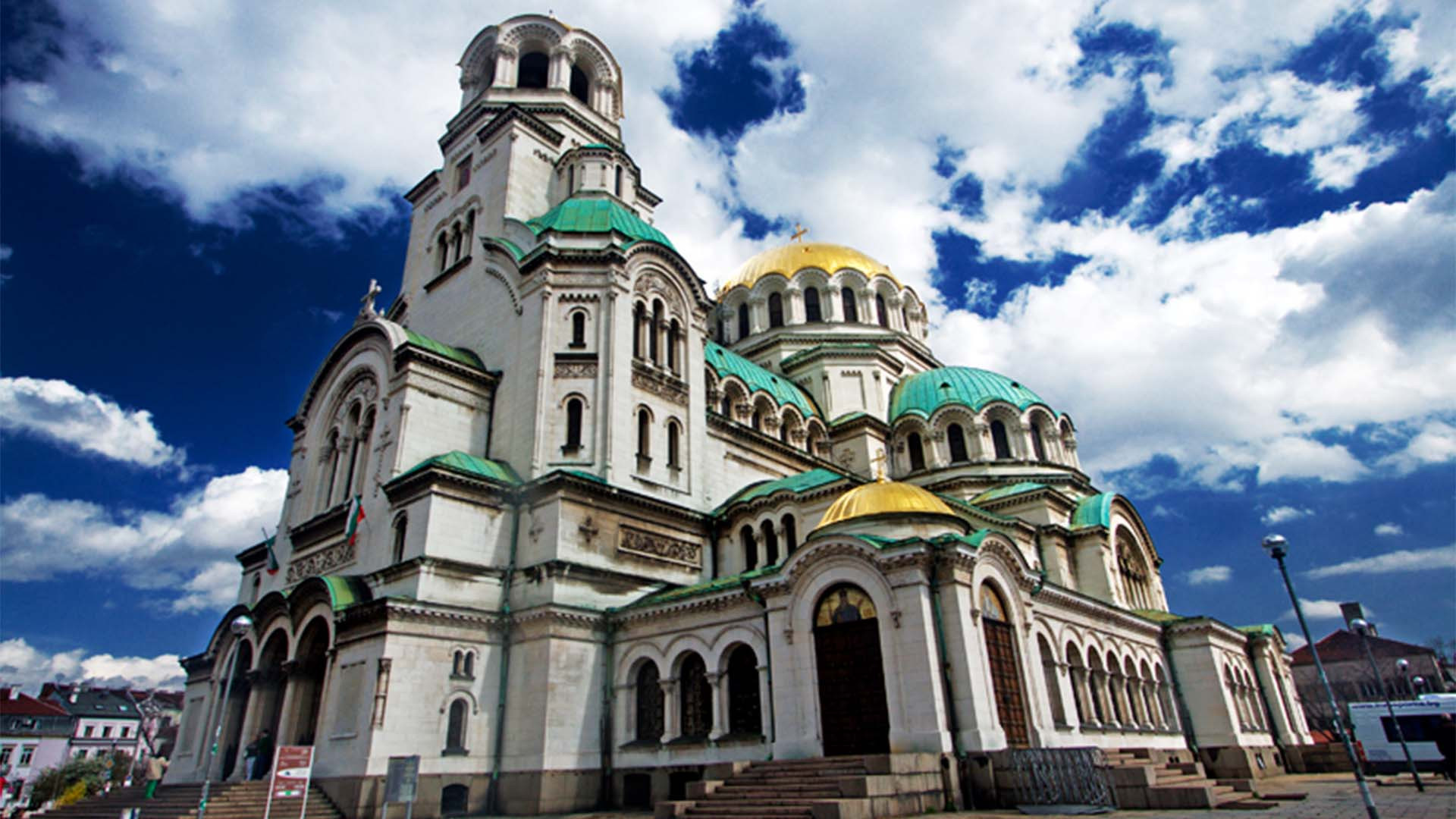 Alexander Nevski Memorial Cathedral, Sofia, Bulgaria