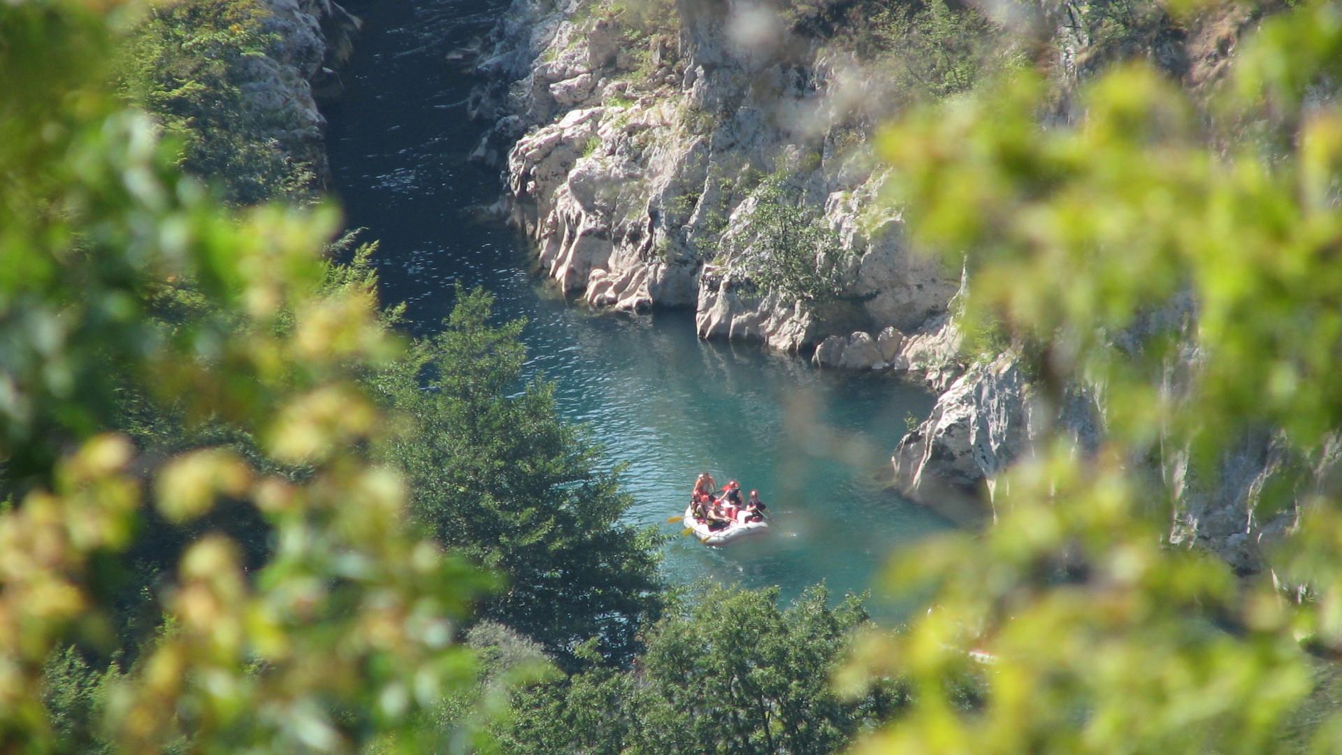 Neretva delta rafting, Croatia