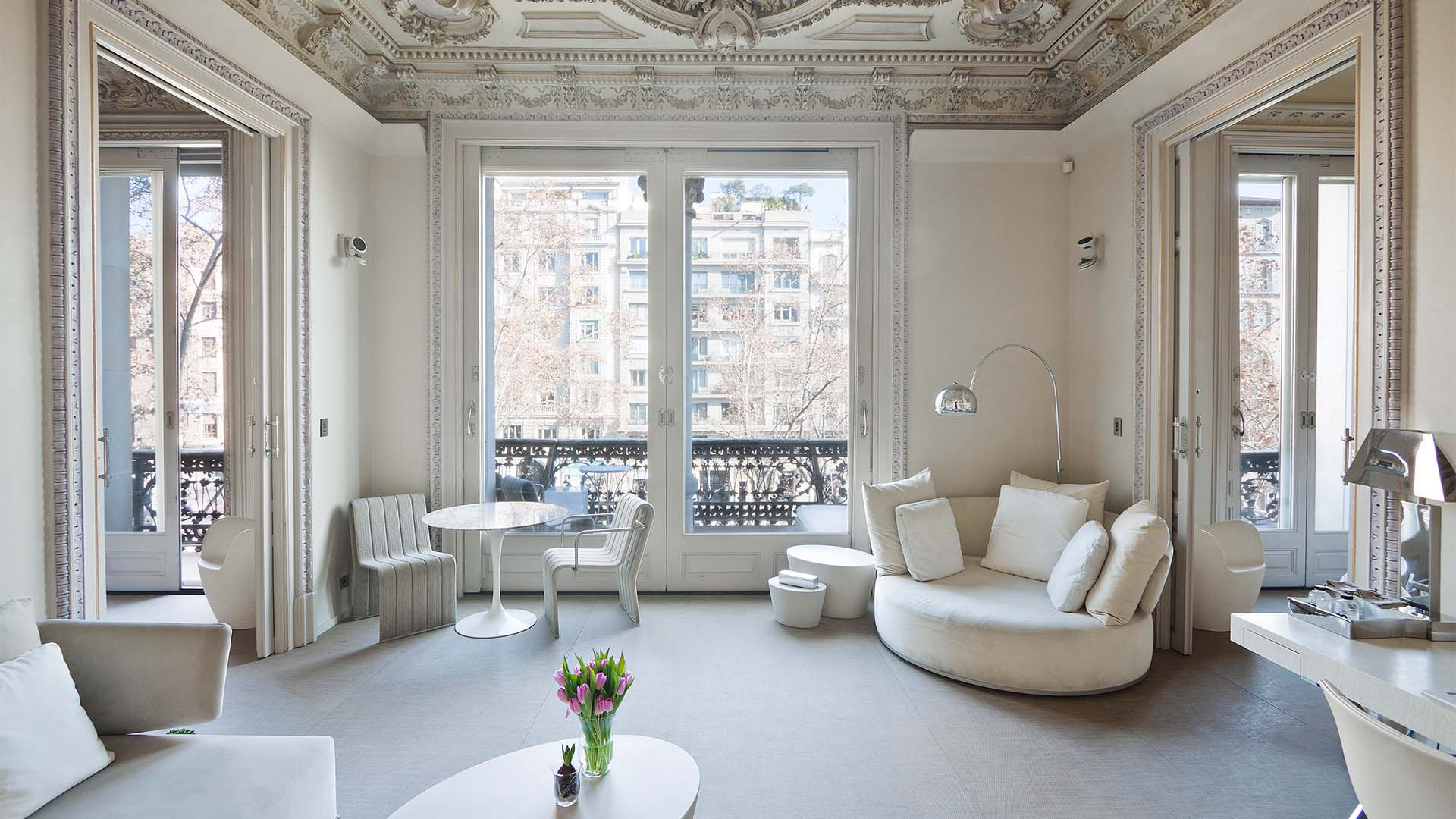 Rooms at El Palauet Living, Barcelona