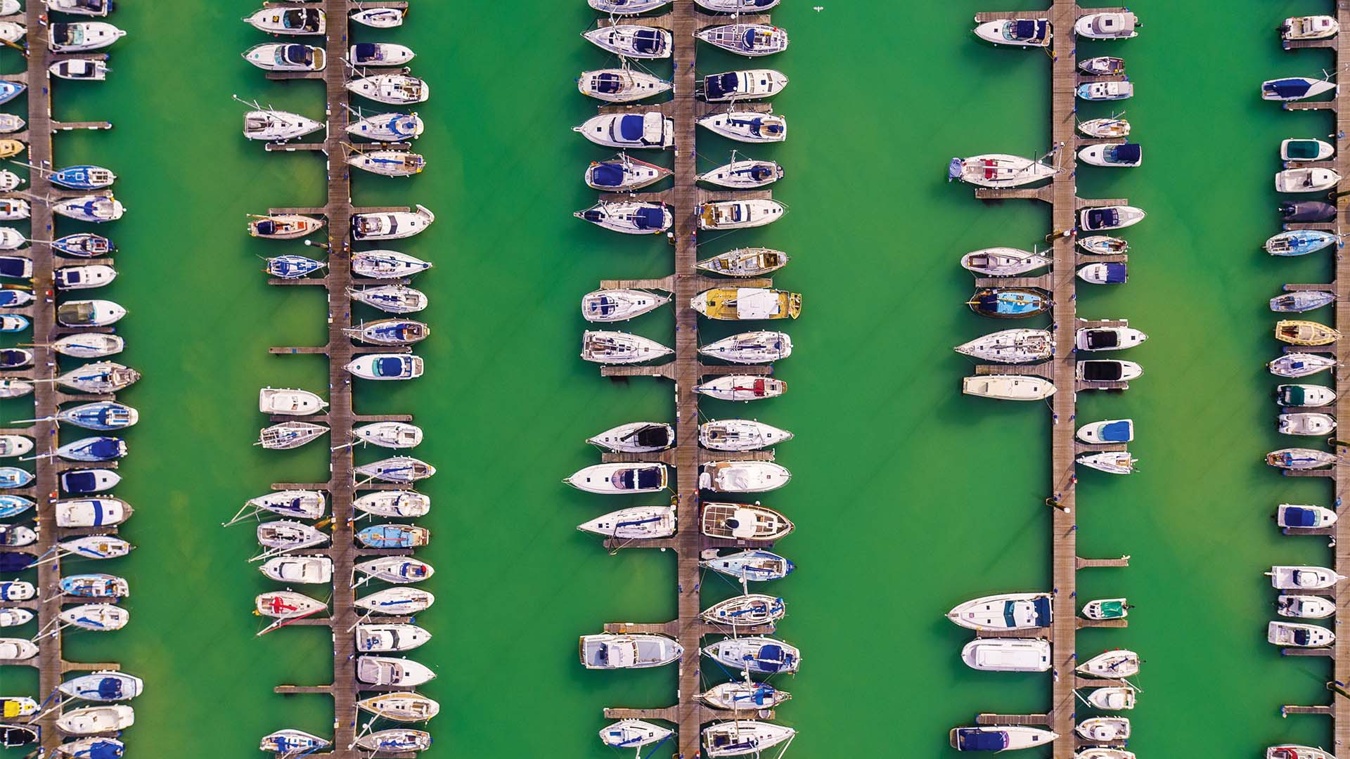 Brighton Marina aerial photo from Drone Photography Masterclass
