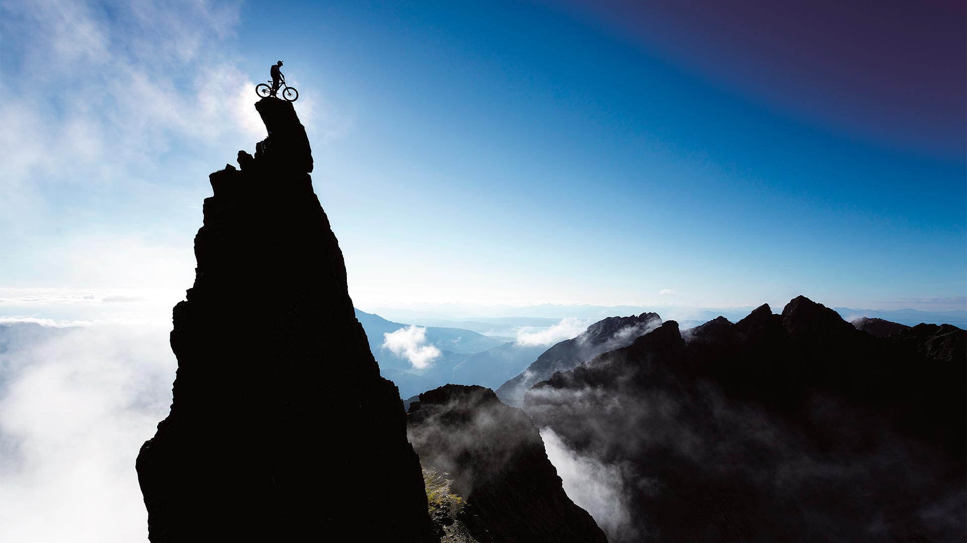 The Inaccessible Pinnacle on the Isle of Skye, Scotland