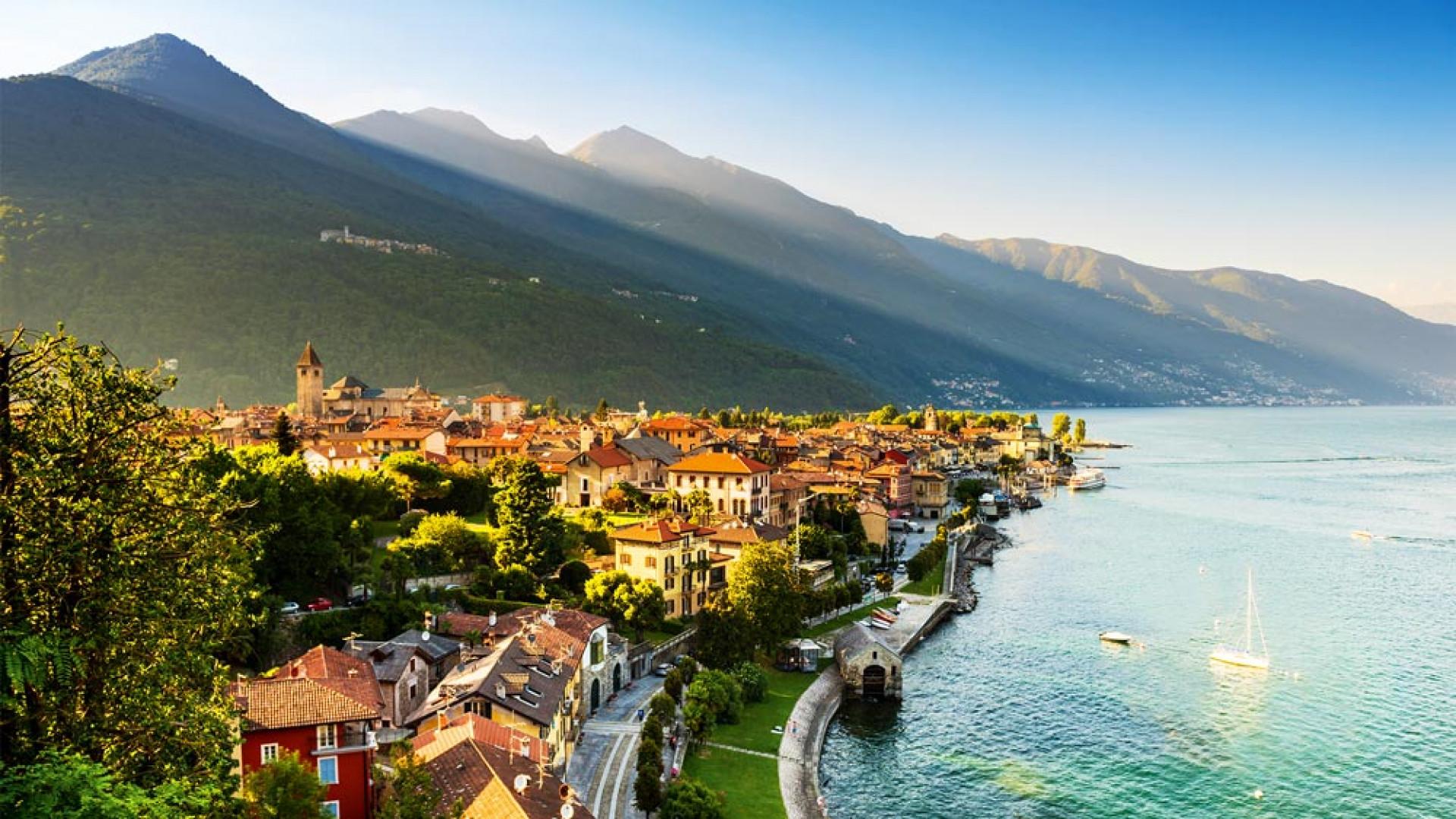 Cannobio, Verbano-Cusio-Ossola, Lake Maggiore