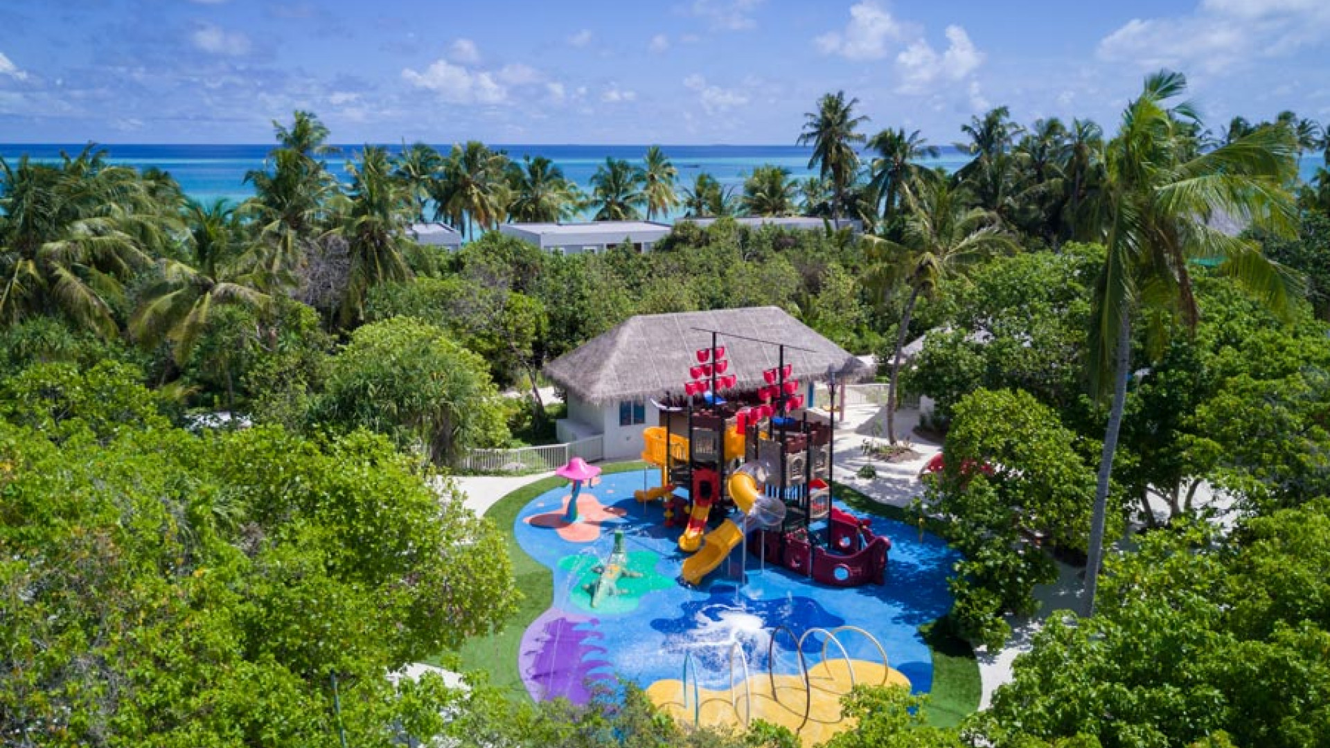Kids Club at Kandima Maldives
