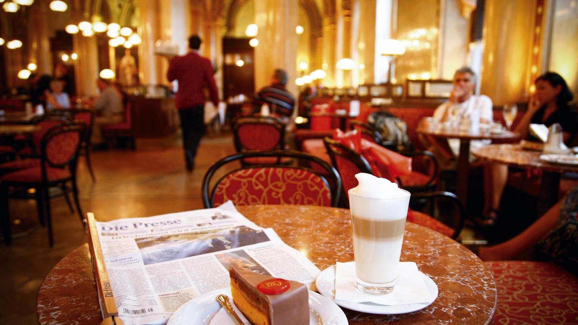 Café Central, Wien
