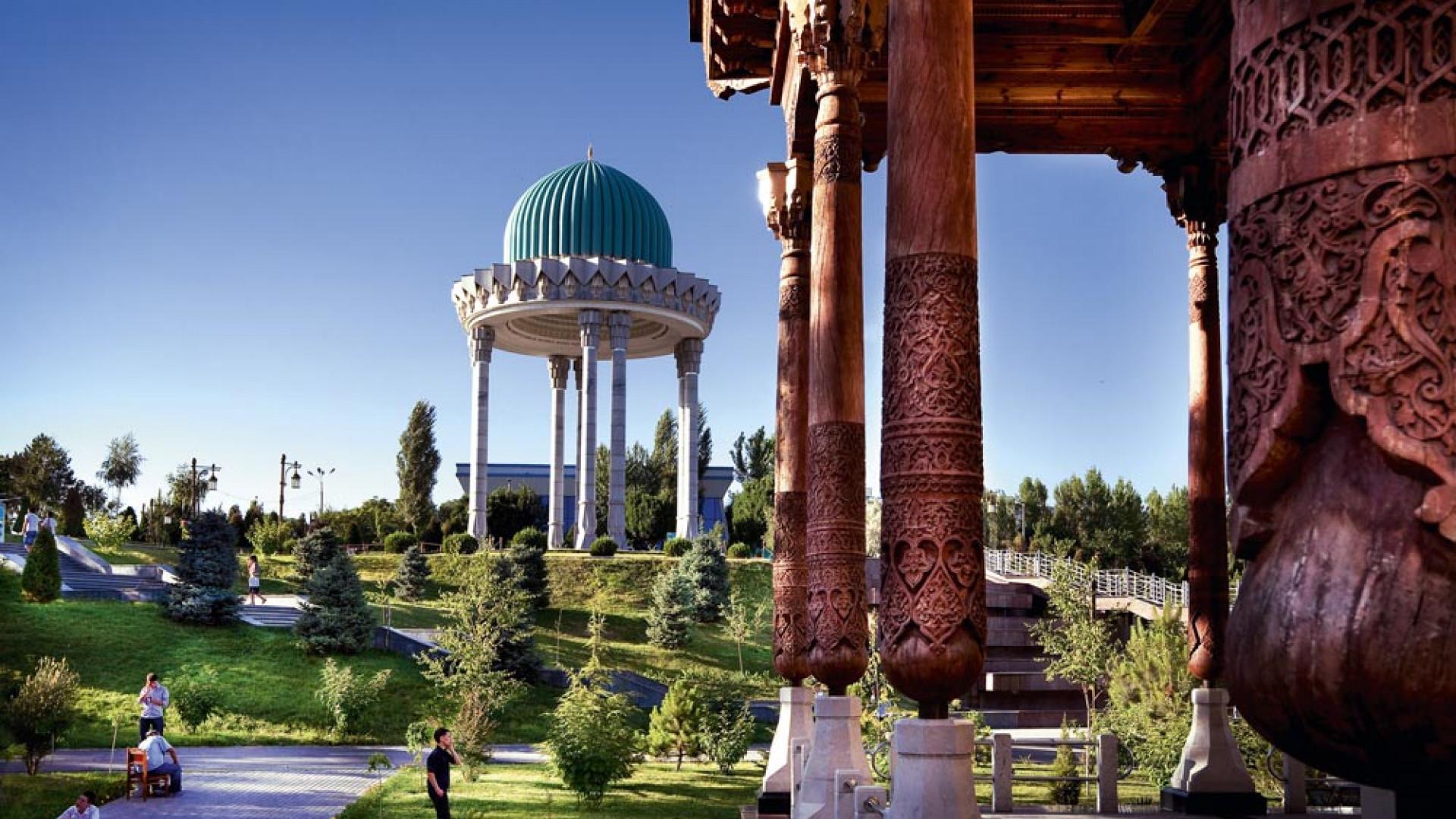 Shahidlar Memorial, Tashkent Uzbekistan