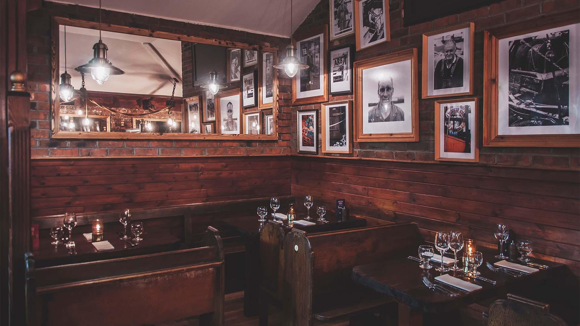 The Finnieston pub and restaurant, Glasgow