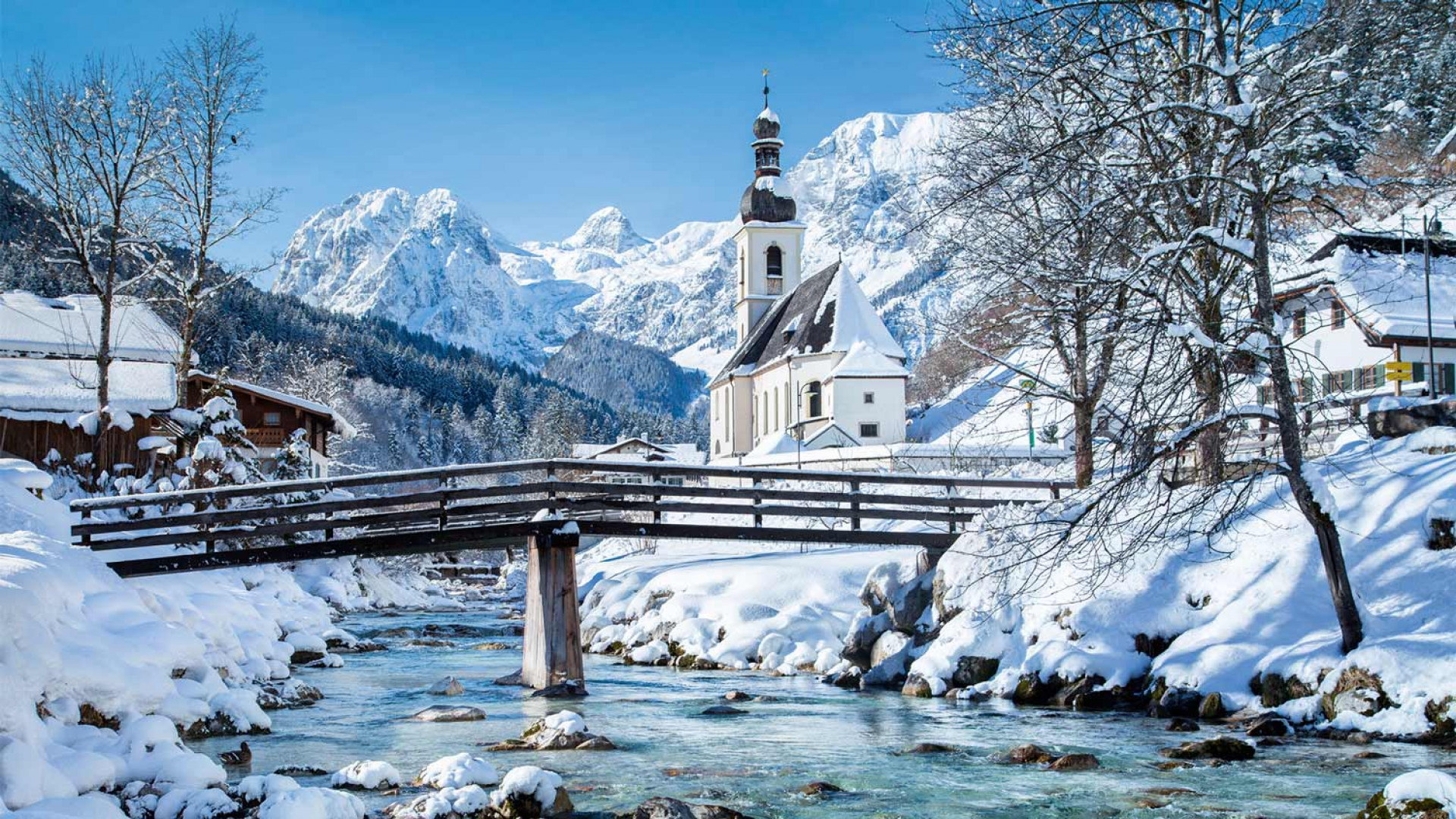 Skiing holidays in Bavaria