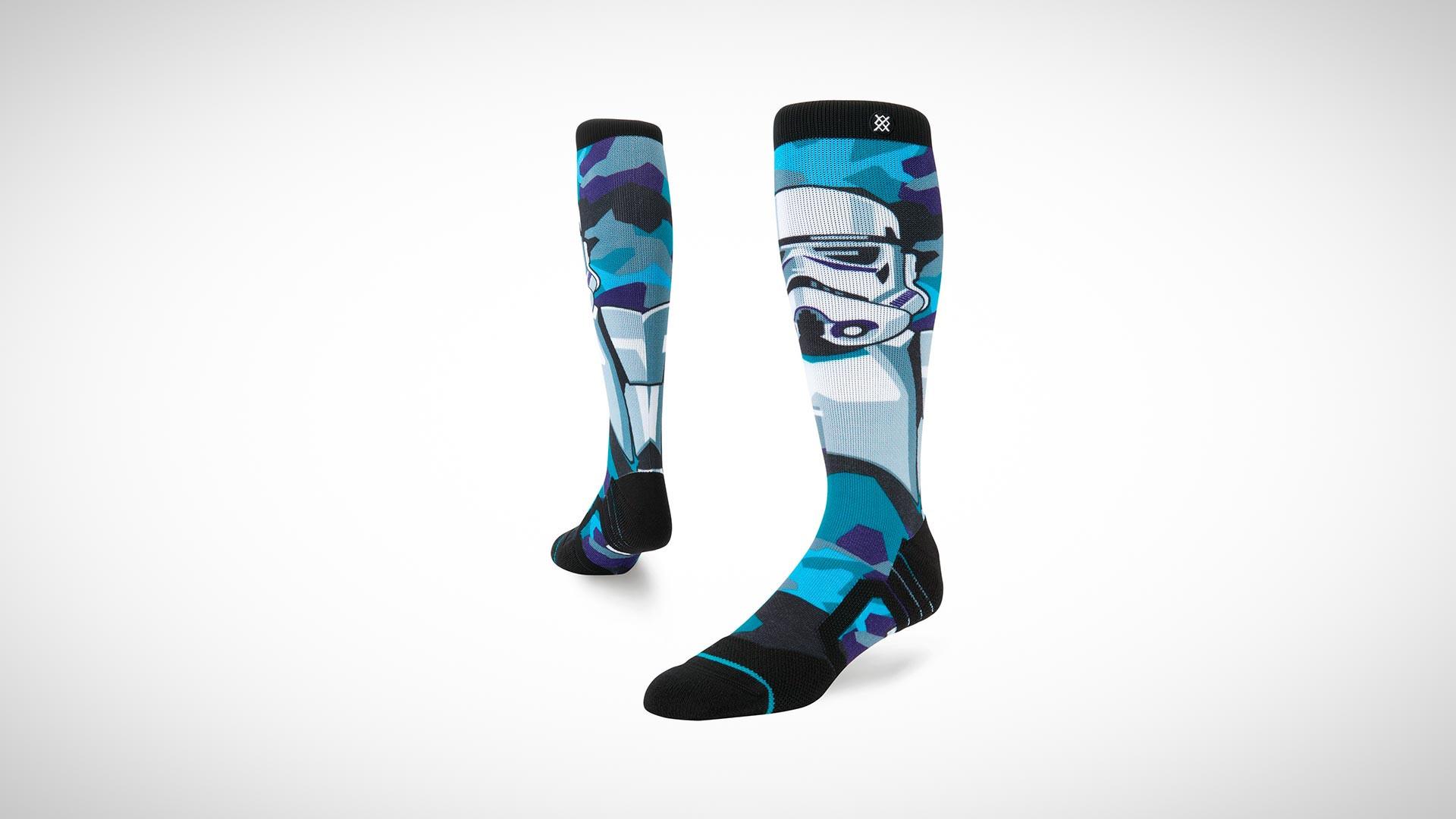 Stormtrooper socks from Stance
