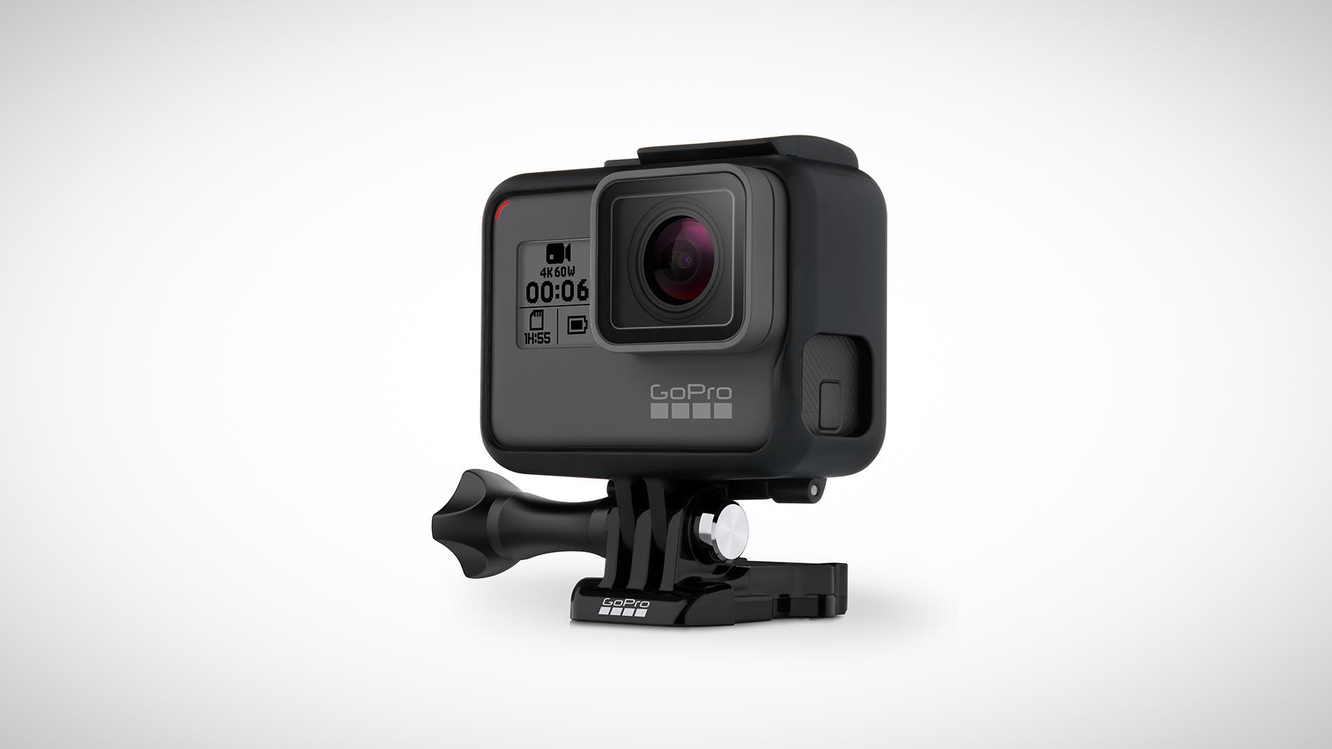 GoPro hero6 black for Christmas 2017