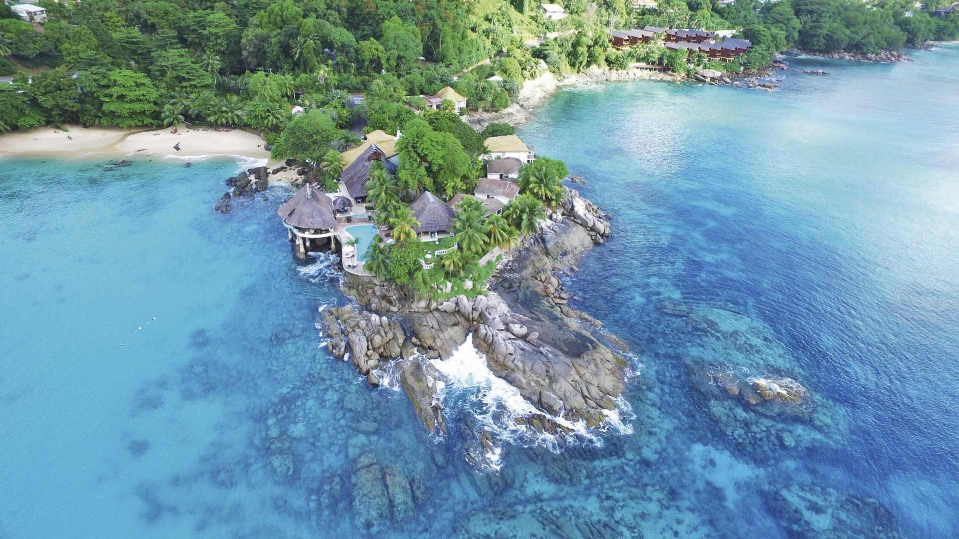 The Seychelles islands are a great tropical getaway