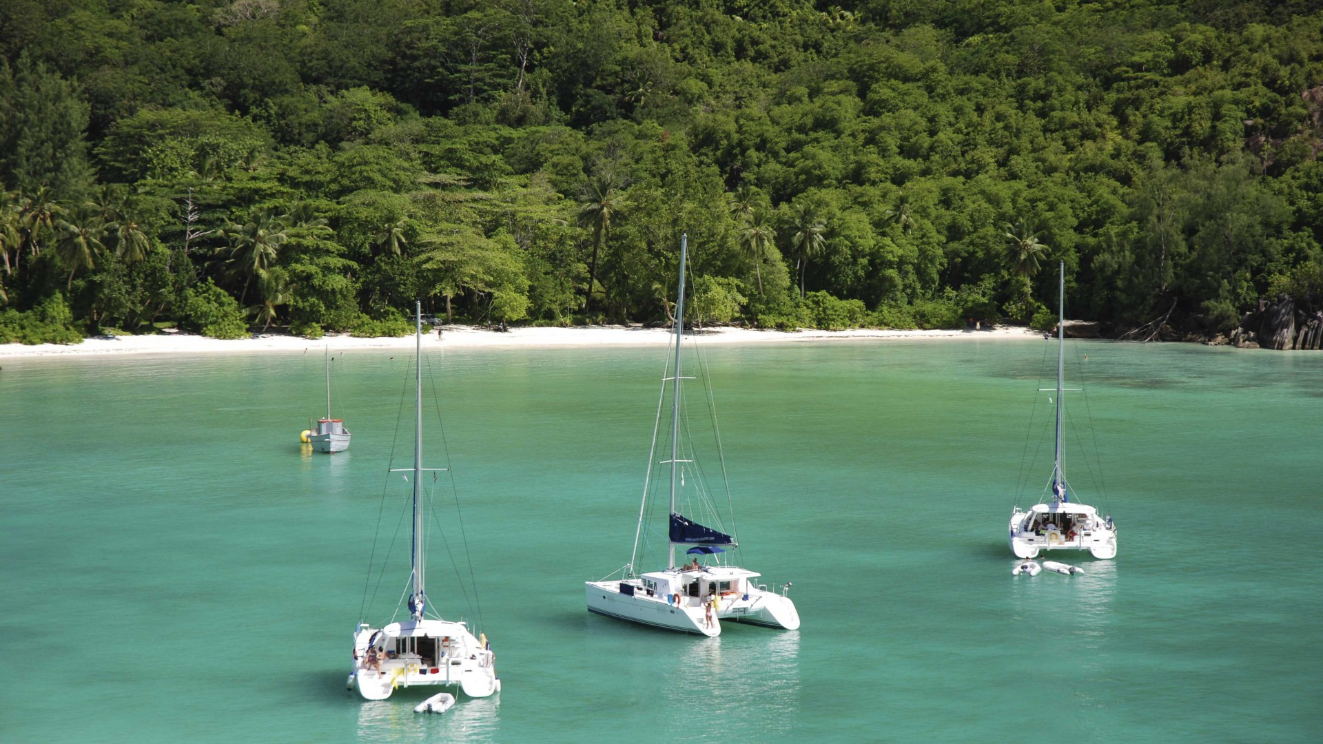 Smooth sailing in Seychelles: Explore an island paradise ...