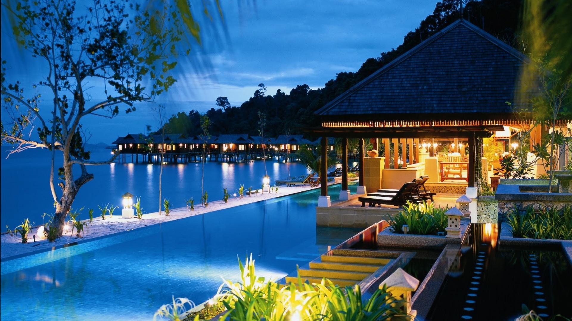 Villas at Pangkor Laut Resort, Malaysia