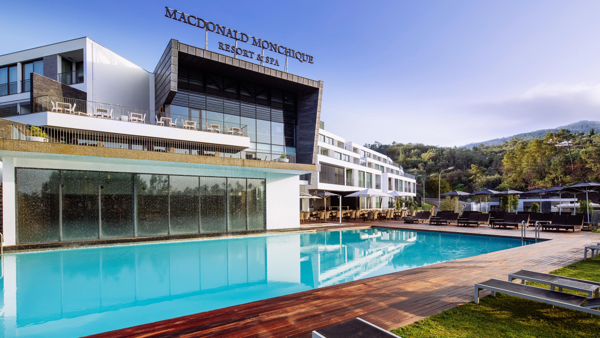 Exterior of Macdonald Monchique Resort & Spa, Algarve