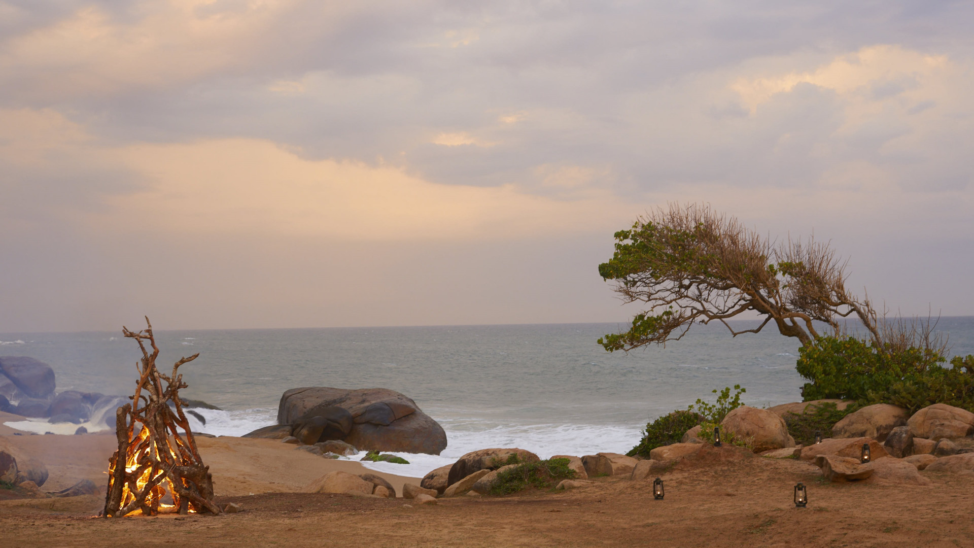 Coast at Sri Lanka's new Wild Coast Tented Lodge