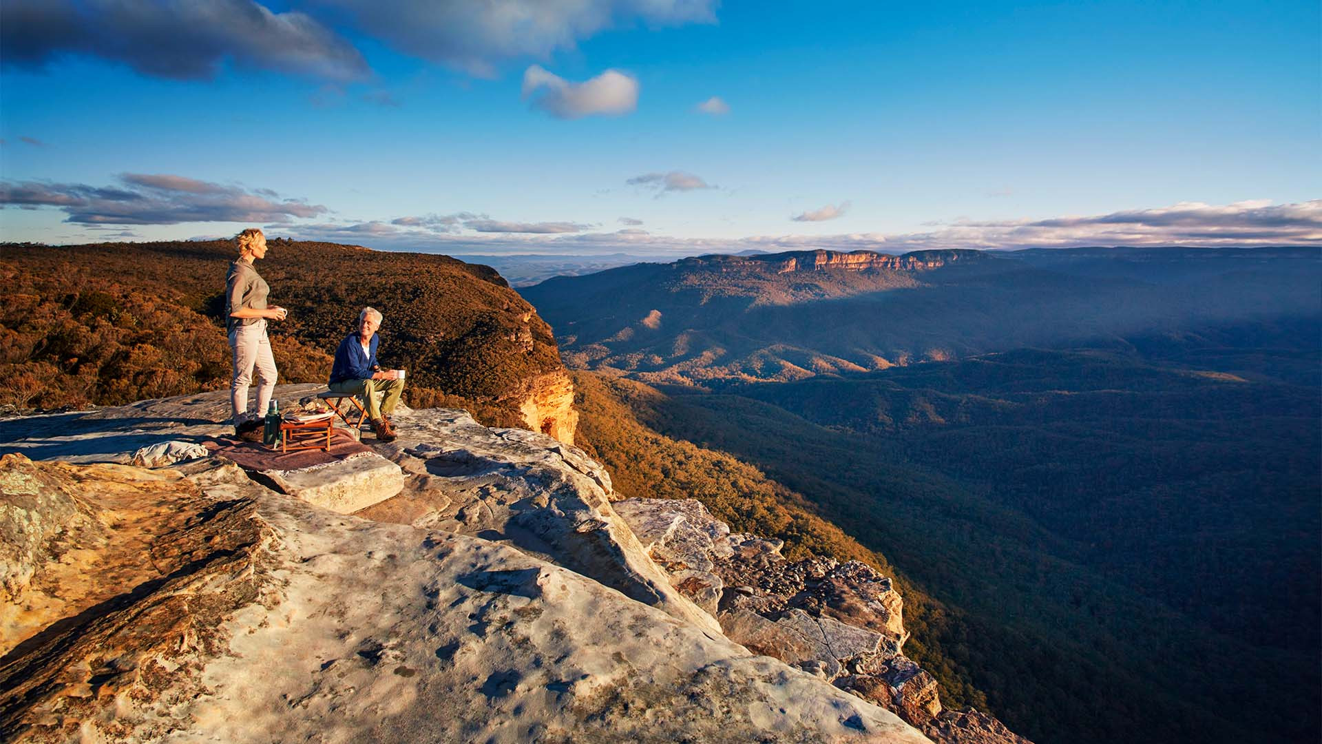 Blue Mountains National Park, New South Wales