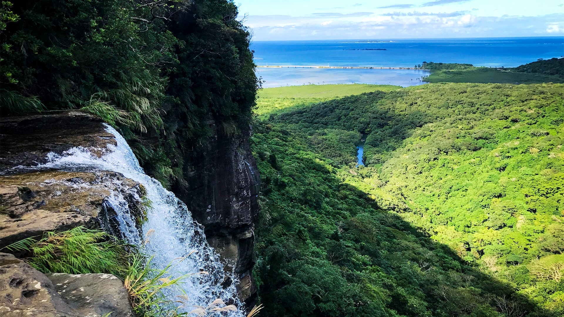 The stunning landscapes of Iriomote, Japan