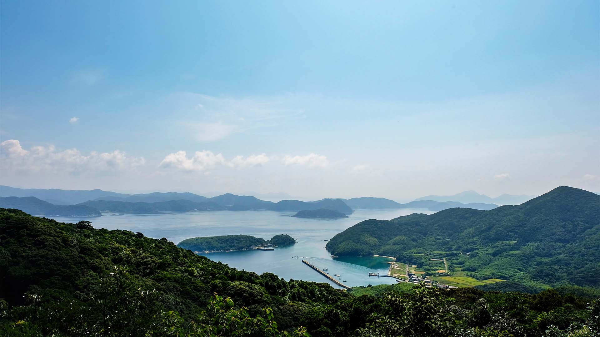 The Goto Islands are home to stunning natural scenery
