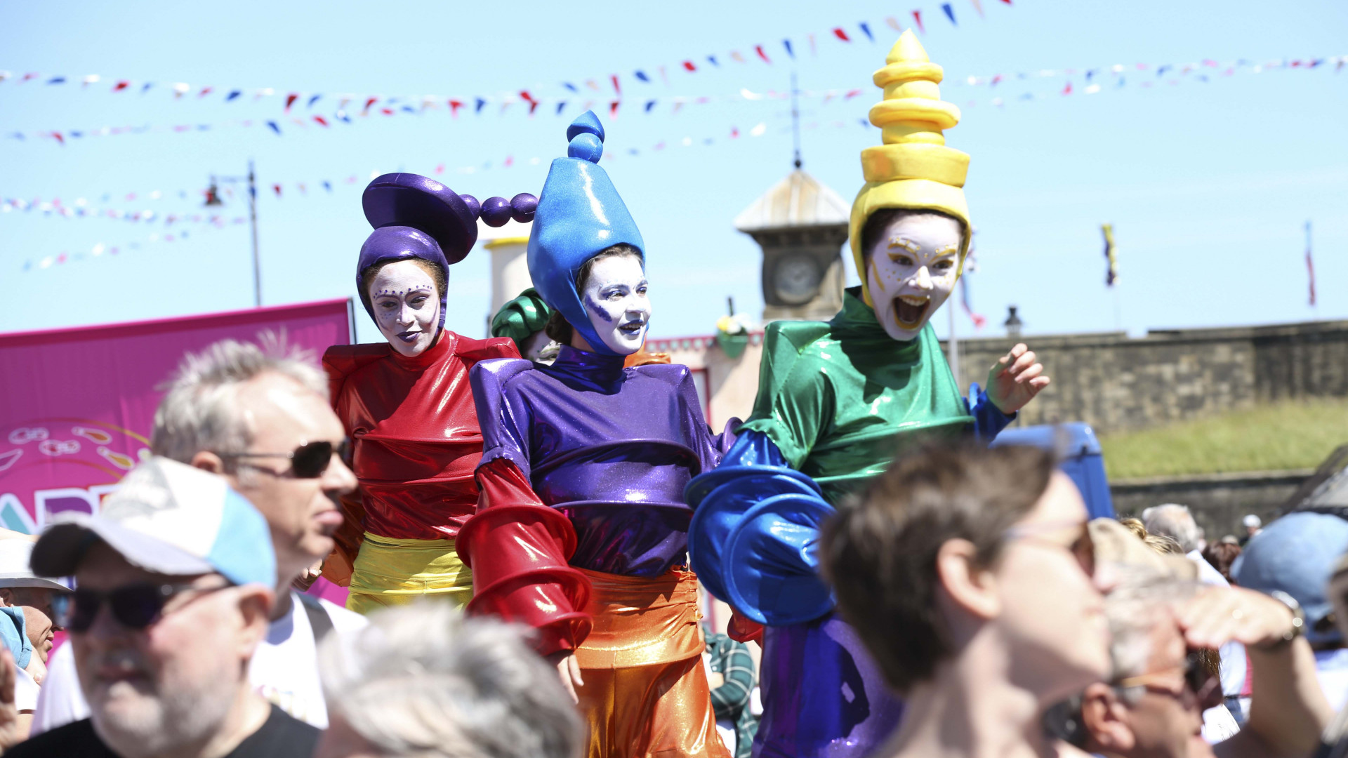 Everyone gets involved in Mouth of the Tyne festival