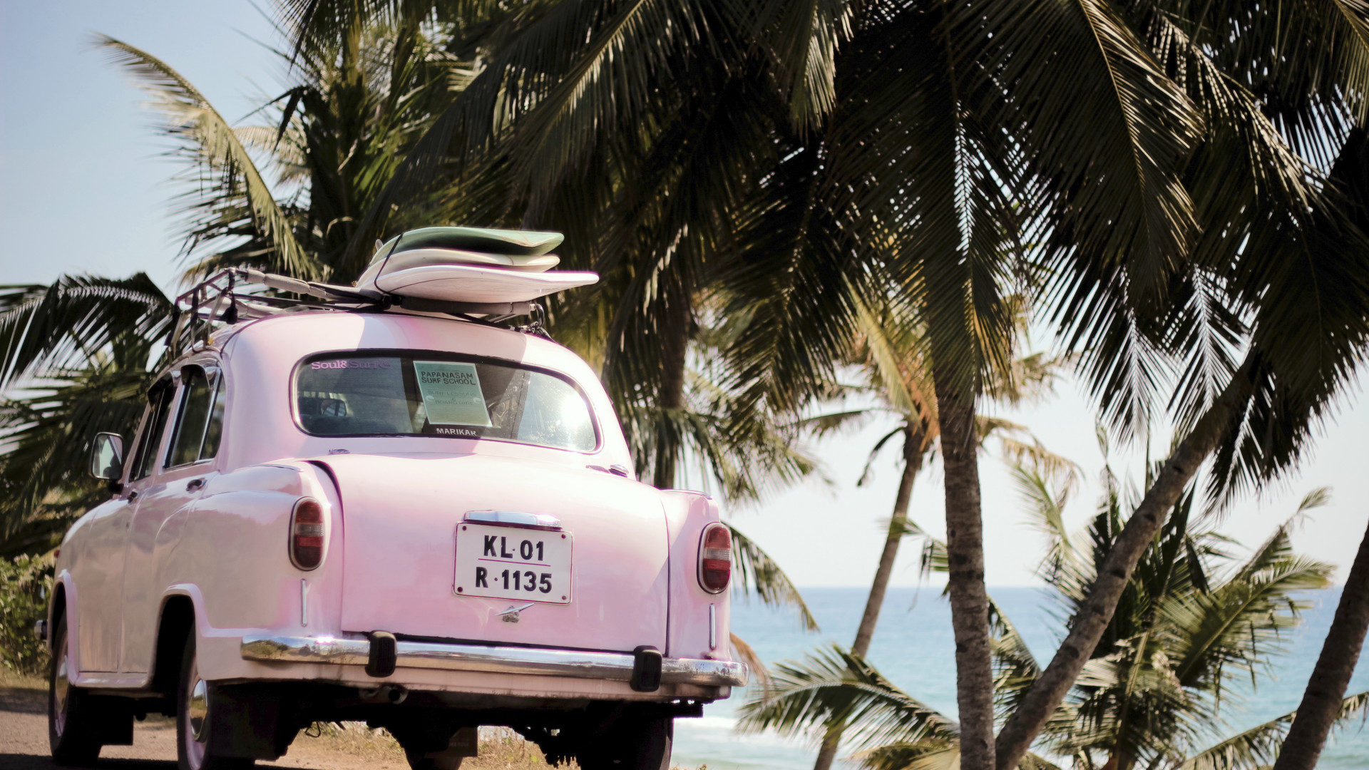 Soul & Surf has a camp in Kerala, India